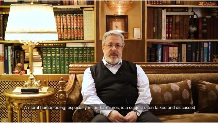 İnsan ve Ahlak - Prof. Dr. Mahmud Erol Kılıç