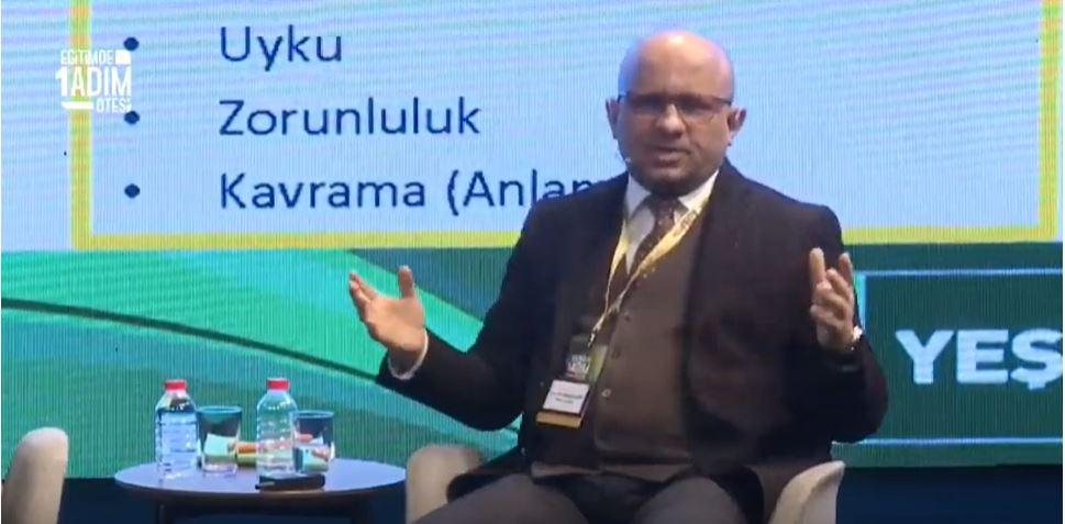 Prof. Dr. Mücahit Öztürk - Eğitimde Bir Adım Ötesi 2019